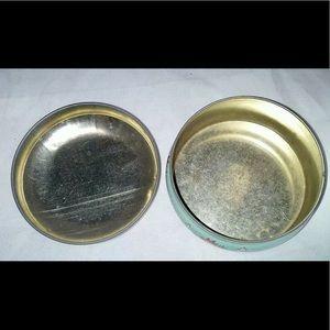 daher Storage & Organization - Vintage DAHER collectible jewelry Tin.